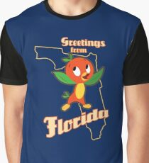 Greetings from Florida Graphic T-Shirt
