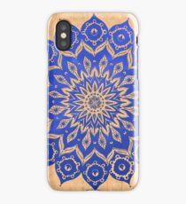 okshirahm sky mandala iPhone Case