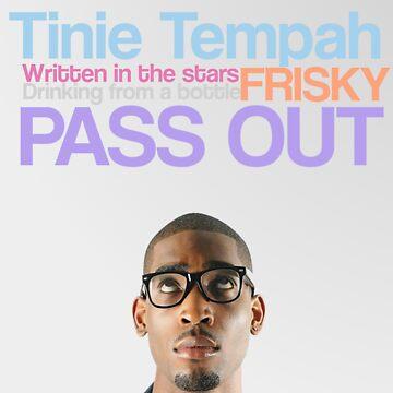 Tinie Tempah by RoboGFX