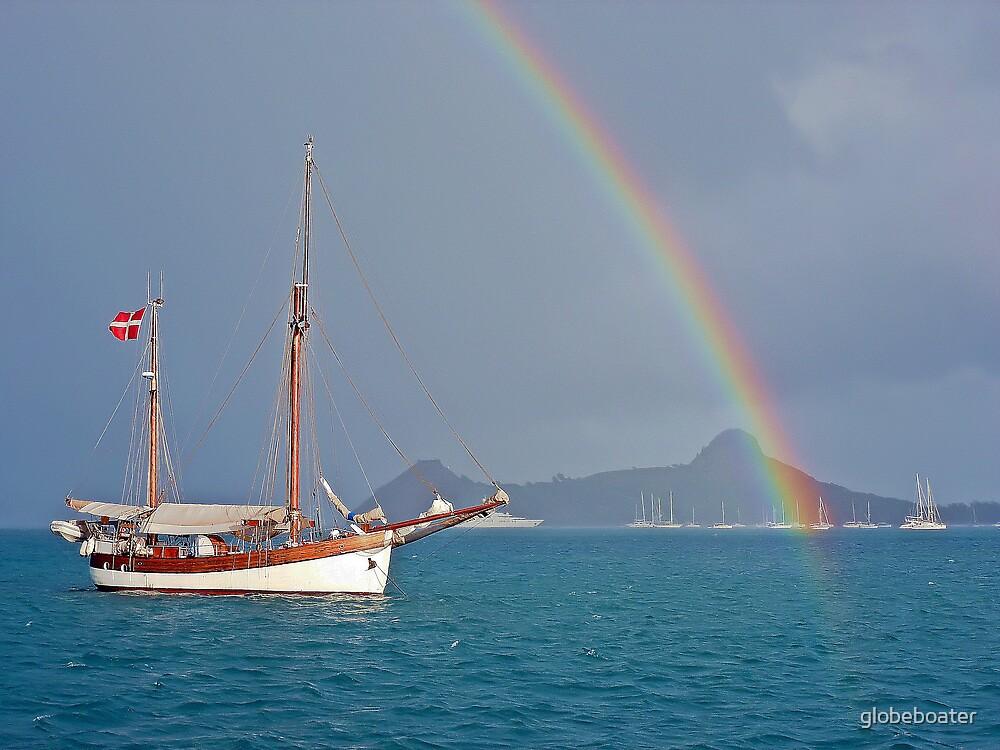 After a rainstorm... by globeboater