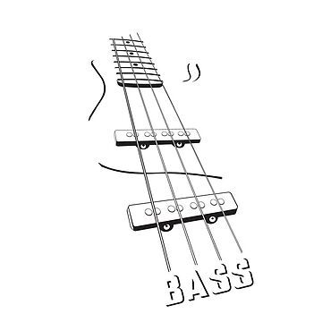 Bass by larissaredeker