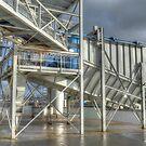 Harbor industrie by Peter Wiggerman