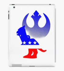 Rebel Patriot iPad Case/Skin