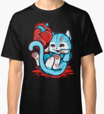 Cat Got Your Heart? Classic T-Shirt