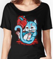 Cat Got Your Heart? Women's Relaxed Fit T-Shirt