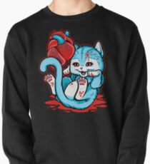 Cat Got Your Heart? Pullover