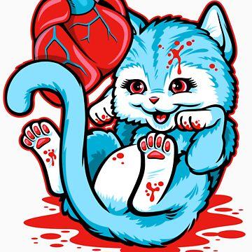 ¿El gato tiene tu corazón? de harebrained