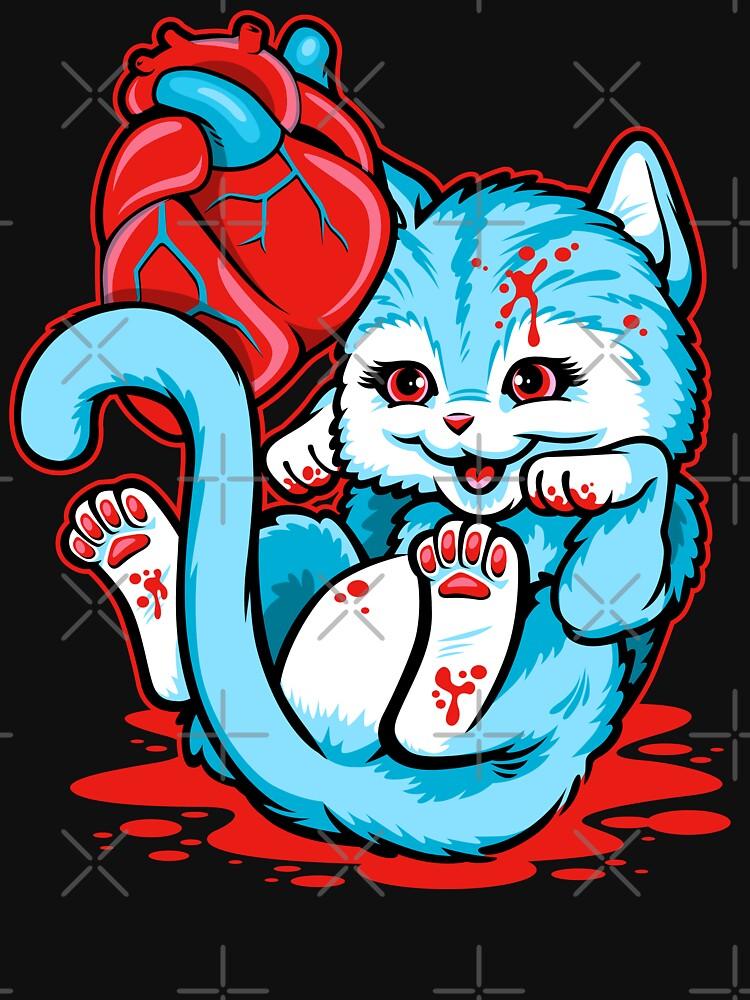 Cat Got Your Heart? von harebrained