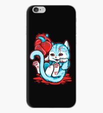 Cat Got Your Heart? iPhone Case