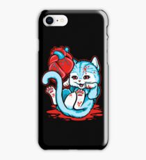 Cat Got Your Heart? iPhone Case/Skin
