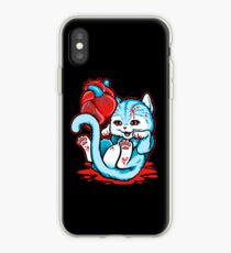 Cat Got Your Heart? iPhone Case