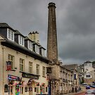 The Pubs on Allhallows Lane by Tom Gomez