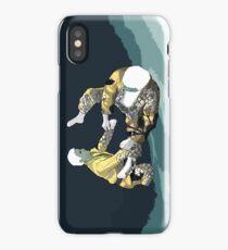 The Ground is my Ocean Part Three iPhone Case/Skin