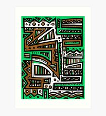 Kind Independent Thriving Quality Art Print