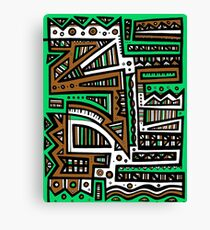 Kind Independent Thriving Quality Canvas Print