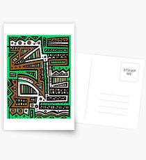 Kind Independent Thriving Quality Postcards