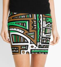 Kind Independent Thriving Quality Mini Skirt