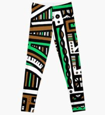 Kind Independent Thriving Quality Leggings