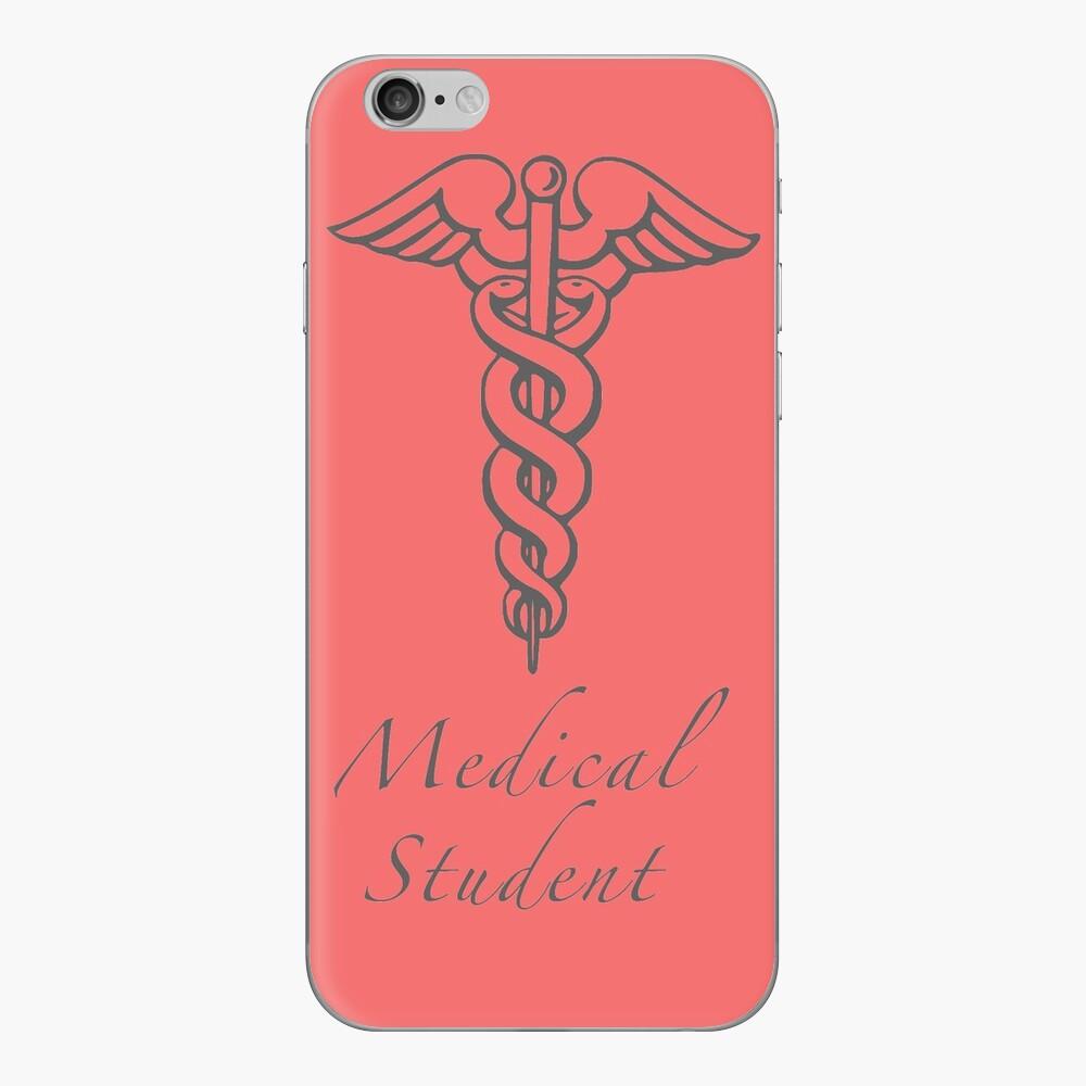 Medizinstudent iPhone Klebefolie