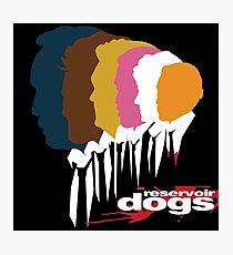 The Dogs- Reservoir Dogs Photographic Print