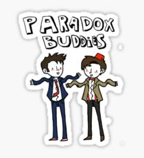 Paradox Buddies Sticker