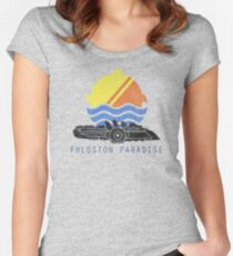 Fhloston Paradise Women's Fitted Scoop T-Shirt
