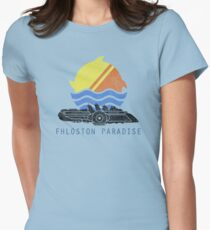 Fhloston Paradise Womens Fitted T-Shirt