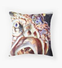 Mr. Piggy Throw Pillow