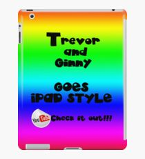 Trevor & Ginny OPPA IPAD STYLE!!! iPad Case/Skin