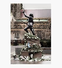Richard The Third Floral Tribute Photographic Print