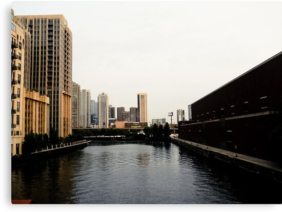Chicago River Dreams by kalikristine