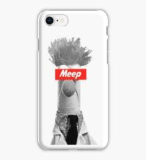 Beeker Meep iPhone Case/Skin