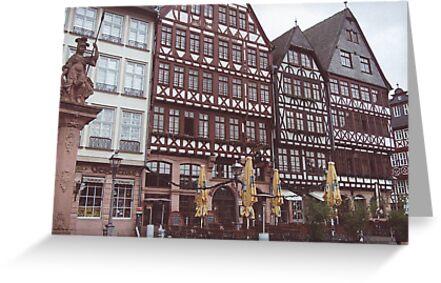 Frankfurt, Germany by kalikristine