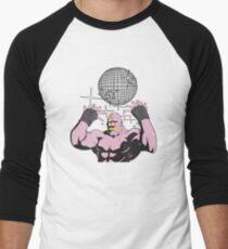 fullmetal alchemist Armstrong Disco Men's Baseball ¾ T-Shirt