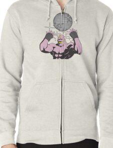 fullmetal alchemist Armstrong Disco Zipped Hoodie