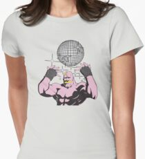 fullmetal alchemist Armstrong Disco Women's Fitted T-Shirt