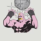 fullmetal alchemist Armstrong Disco by Tardis53