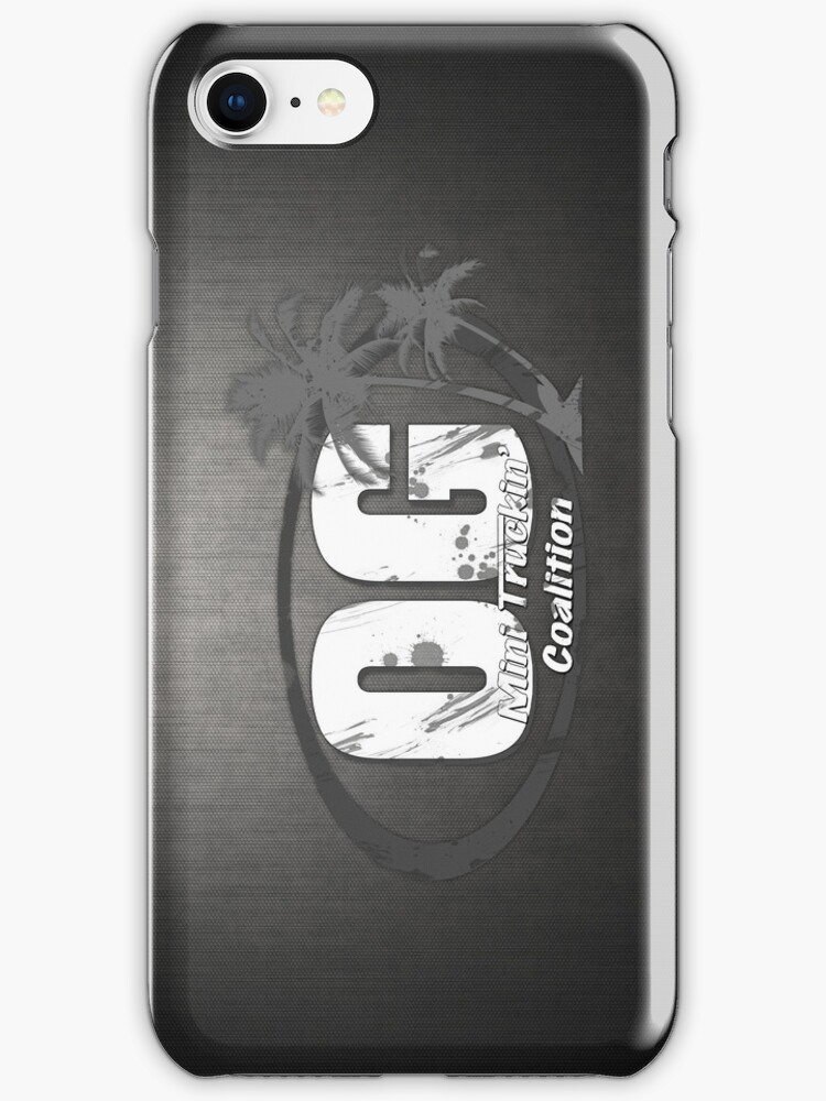 OG Mini Truckin' Coalition Phone Case by OGMTCoalition