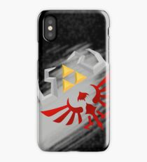 Zelda - Hylian Shield Alternate iPhone Case