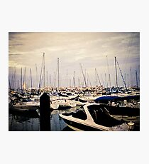 Harbor (1) Photographic Print