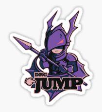 Dragoon - JUMP! Sticker