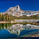 Lower Cathedral Lake by Cat Connor