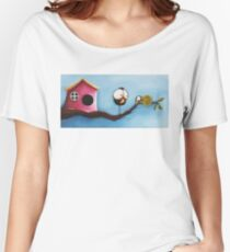 The Visitor Women's Relaxed Fit T-Shirt