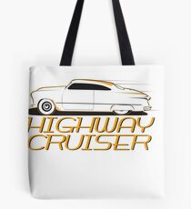 Highway cruiser... Tote Bag