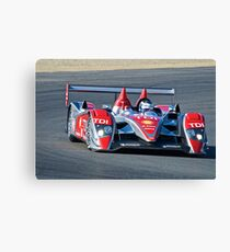Audi LeMans Prototype Canvas Print