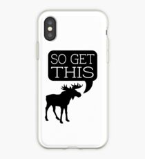 So Get This iPhone Case