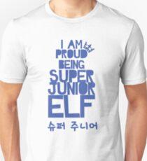 Camiseta ajustada Super Junior ELF
