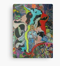 Robo Cool Canvas Print