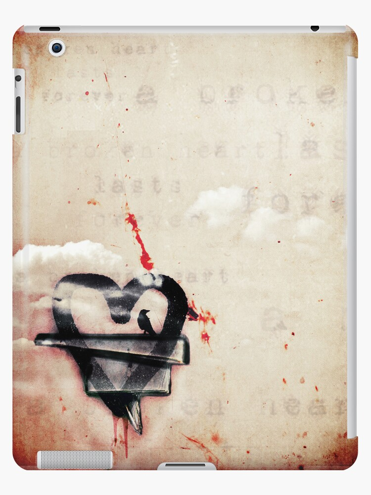 a broken heart lasts forever by Sybille Sterk