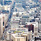 THE CITY OF NEW YORK by Alain Robillard